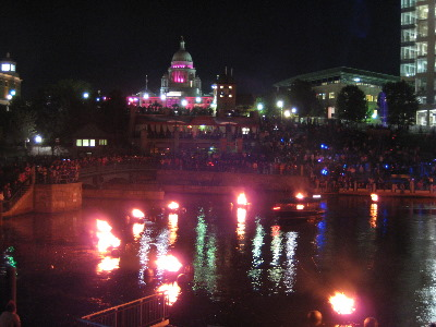 Providence, RI | October 11, 2008 | Breast cancer awareness night