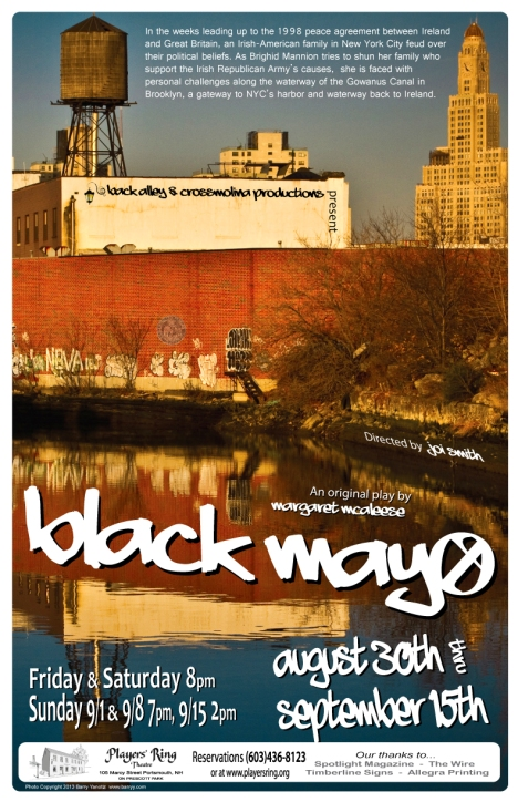 Black Mayo